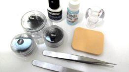 Material para Alongamento de Cílios